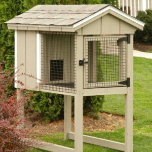 Rabbit Hutch – Single or Double's feature image