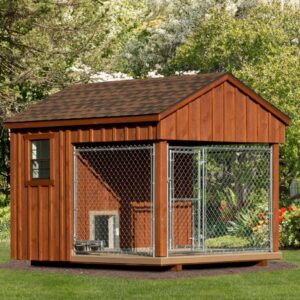 8 x 10 Custom Dog Kennel's feature image