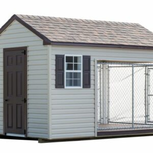 8 x 12 Custom Dog Kennel's feature image